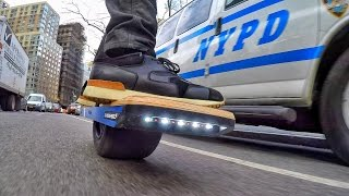 Video Hi-Speed Hoverboard & the NYPD MP3, 3GP, MP4, WEBM, AVI, FLV Februari 2018