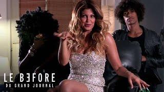 Video Dans les coulisses de Beyoncé...ou presque - Le Before du Grand Journal MP3, 3GP, MP4, WEBM, AVI, FLV Agustus 2017