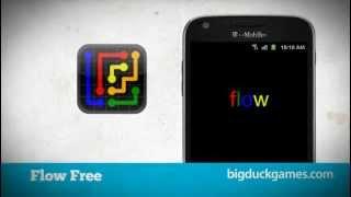 Flow Free YouTube video