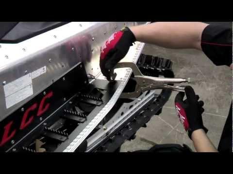 Yamaha FX Nytro MTX Chassis