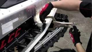 9. Yamaha FX Nytro MTX Chassis