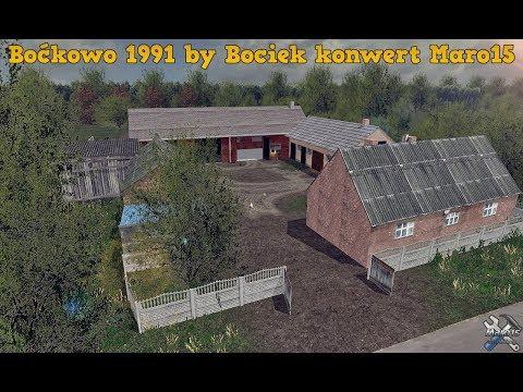 Bockowo 1991 by Bociek