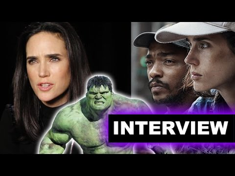 Jennifer Connelly Interview - Shelter 2015, Acting, Comic Book Movies - Beyond The Trailer
