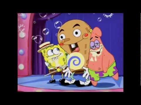 Bob Esponja soy un cacahuate si !