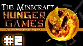 The Minecraft Hunger Games: Part 2 - Doing Cool Host Stuff