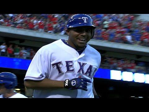 Video: TOR@TEX: Cruz drives in eight runs against Toronto