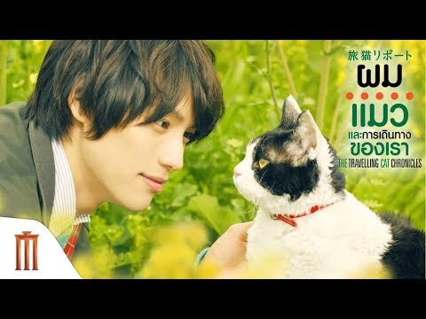 The Travelling Cat Chronicles  | ผม แมว และการเดินทางของเรา - Official Trailer
