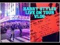 SEEING HARRY STYLES AT RADIO CITY MUSIC HALL VLOG || September 28, 2017