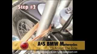 8. BMW Bikes All Tied Up!   A&S BMW Motorcycles