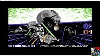 Star Wars: Return of the Jedi (Commodore 64 Emulated) by ILLSeaBass