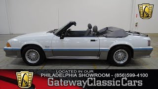 1988 Ford Mustang GT, Gateway Classic Cars Philadelpha - #245