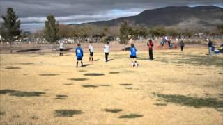 ''Gummi Bear Kickers'' take 3rd place in U12/Div: At this years Kick It 3v3 Alamogordo Soccer Tournament Dec 2013.
