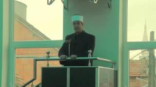 7 dhe 8 marsi - Hoxhë Fatmir Zaimi - Hutbe