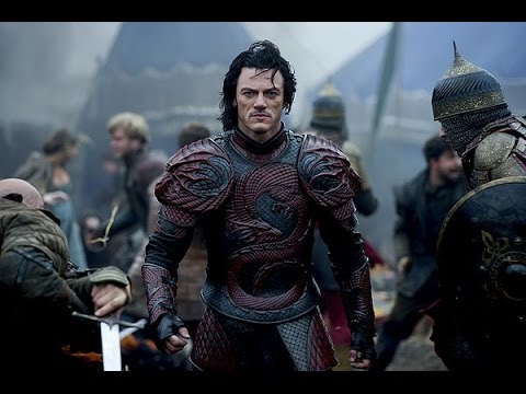 Dracula Untold (Starring Luke Evans) Movie Review