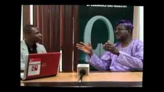 Lagos Chamber Of Commerce&Industry - Dele Alimi - Director Trade Promotion&Membership