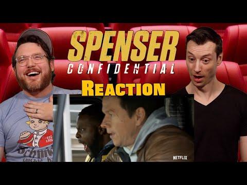 Spenser Confidential Trailer Reaction