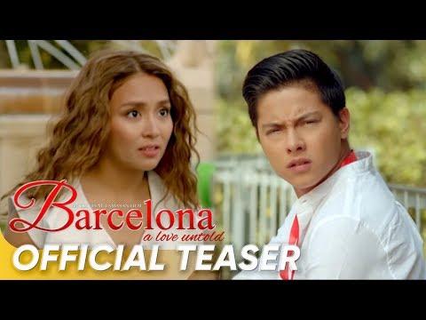 Barcelona: A Love Untold Official Teaser | Kathryn, Daniel | 'Barcelona: A Love Untold'