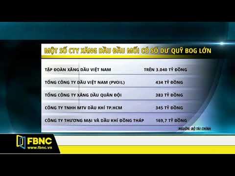 Quỹ bình ổn giá xăng dầu dư hơn 5.100 tỷ đồng
