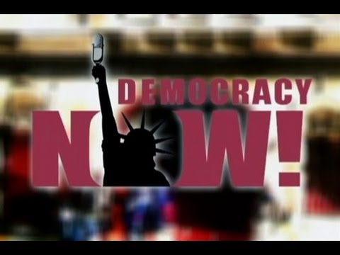 Scott West Interview on Democracy Now!