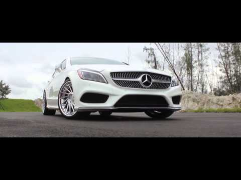 MC Customs | Mercedes Benz CLS 550
