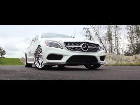 MC Customs | Mercedes Benz CLS 550