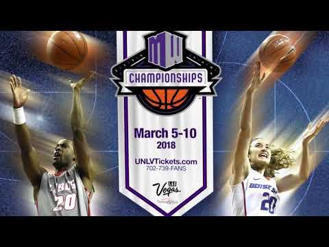 2018 Mountain West Basketball Championships (видео)