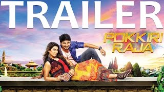 Pokkiri Raja Movie Trailer HD, Jiiva, Hansika, Sibiraj