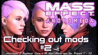 all mods found on nexusmods.com/masseffectandromedaWhat beautifully talented souls.thumbnail credit to Atherisz http://www.nexusmods.com/masseffectandromeda/mods/399/?tab=2&navtag=http%3A%2F%2Fwww.nexusmods.com%2Fmasseffectandromeda%2Fajax%2Fmodfiles%2F%3Fid%3D399&pUp=1Thanks to soft and the furious for musicI am your humble elven friend.Welcome to my content.find me on twitter @elventempestcoraharper.tumblr.compodcast: https://www.youtube.com/c/embraceeternitypatreon: https://www.patreon.com/elventempestmy channel is a safe zone for LGBTQA + free of racial hate/slurs/religious prejudices/sexism. comments are fielded for that as often as I can, so please keep this about games vs personal attacks on others/myself. this is a very gay and feminist space. you've been told :)