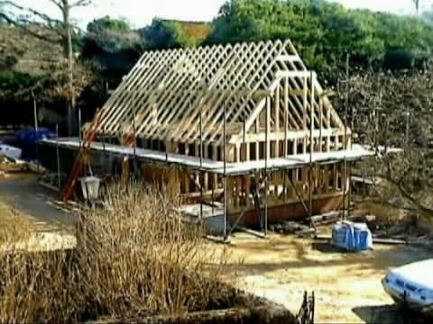 OAK FRAMED BUILDING IN 5 MINUTES
