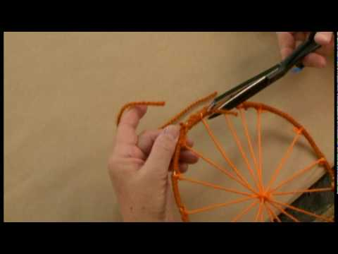 CrystalArtResources - Complete program available on DVD http://www.crystalproductions.com/cpnew/ProductDesc.aspx?code=CP5300&type=0&eq=&desc=Creating-Fiber-Weavings%2fBaskets-(Flo...