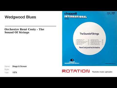 Orchestre René Costy - Wedgwood Blues