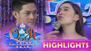 Video It's Showtime Miss Q and A: Ate Girl and Kuya Escort share how much they love Vice! MP3, 3GP, MP4, WEBM, AVI, FLV Maret 2019