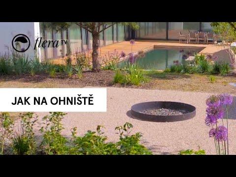 Jak na ohniště | Zahrada v realizaci 6. díl | Flera TV