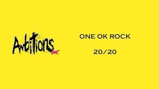 Download Lagu 20/20 -ONE OK ROCK lyrics video Mp3