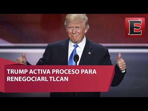 ¿Trump pondrá trabas a México en la renegociación del TLCAN?