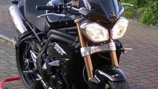 8. Triumph Speed Triple 1050 2012