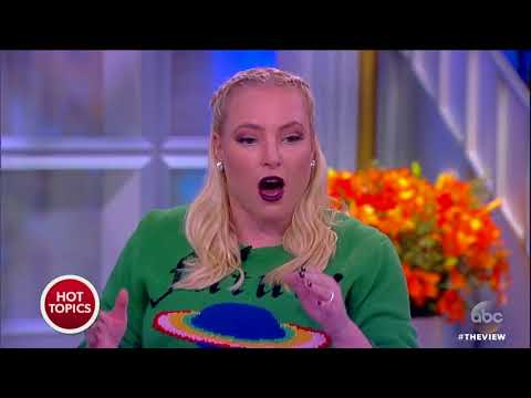 The View Ladies Call Out Megyn Kelly For Not Being