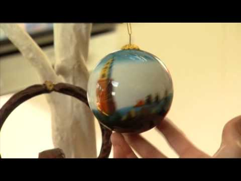 Capturing Ireland in Glass Baubles