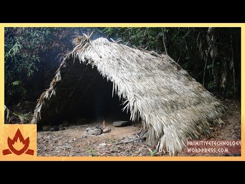 How to Build an AFrame Hut and a Celt Hatchet Using Primitive