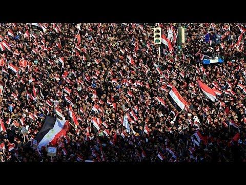 Ιράκ: Διαδηλώσεις κι επεισόδια στην Βαγδάτη