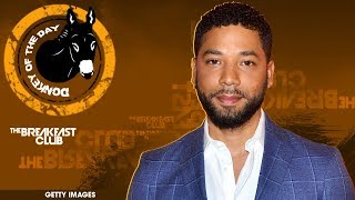 Jussie Smollett Faces Felony Charges For Allegedly Filing A False Report For Being Attacked