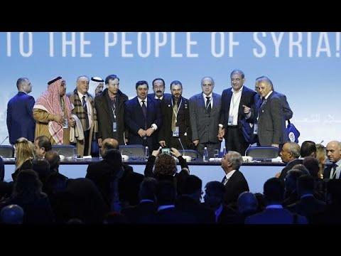 Σότσι: Ολοκληρώθηκε η Σύνοδος για τη Συρία