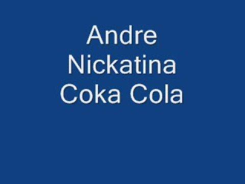 Andre Nickatina Coka Cola