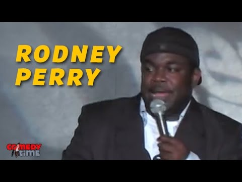 Quicklaffs - Rodney Perry Stand Up Comedy