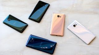 Anteprima HTC U Play e U Ultra dal MWC 2017