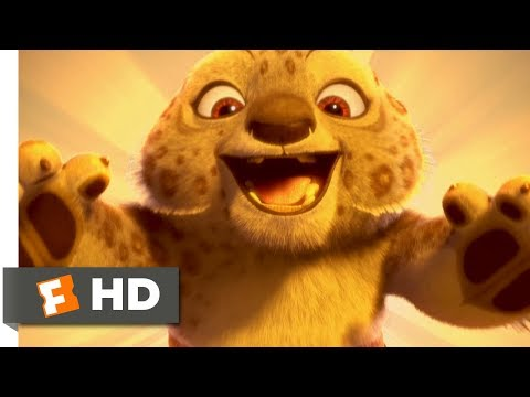Kung Fu Panda (2008) - The Origin of Tai Lung Scene (4/10) | Movieclips