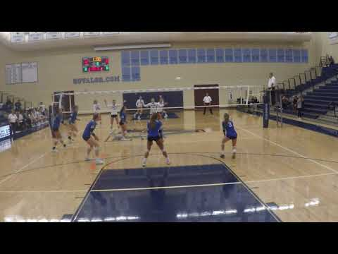 Division 5A Region 3 Valor Christian Game 1 11032018