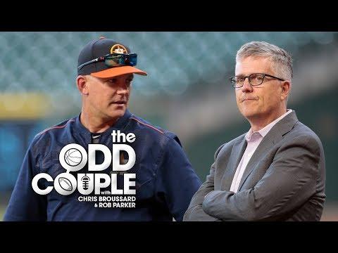 Did The Punishment Fit the Houston Astros' Crime? - Chris Broussard & Rob Parker