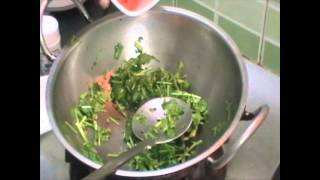 Diet Chutney For Idly, Dosa ( Tamil Recipe ) - Onion, Coriander Chutney Recipe