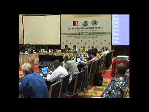 Small Island Developing States (SIDS) Roundtable - The Broadband (Access) Dilemma